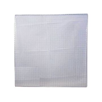 Picture of BBQ Net Multipurpose Iron Non Stick Barbecue Baking Wire Mesh Grill Rectangle Mesh