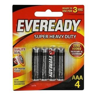 Picture of EVEREADY Battery AAA