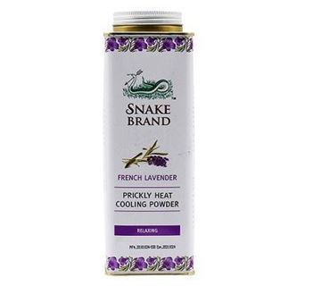 Picture of Snake Brand Prickle Heat French Lavender Cooling Powder