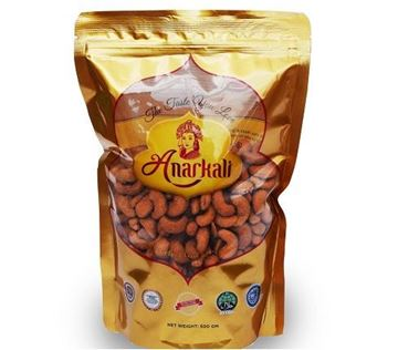 Picture of Anarkali A1 Quality Roasted & Salted Cashew Nuts
