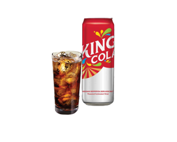 Picture of Cheers King Cola Drink Can