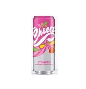 Picture of Cheers Strawberry Drink Can