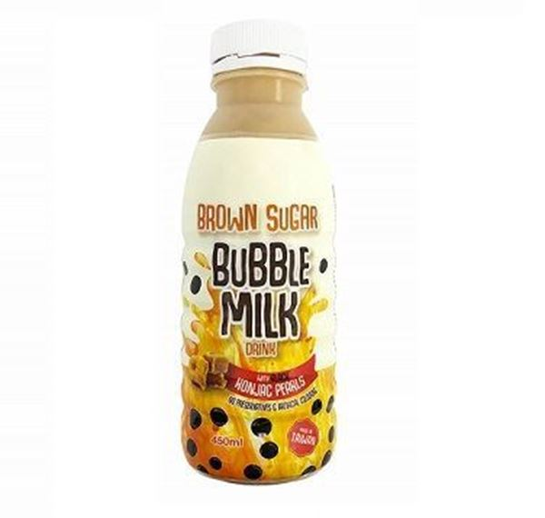Picture of Polar Bubble Tea Brown sugar With Black White Pearls