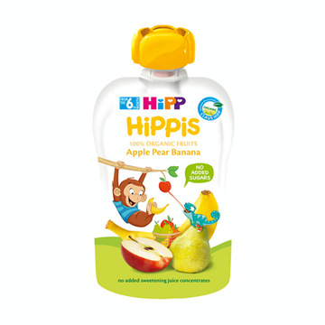 Picture of Hipp ORGANIC Apple Pear Banana Juice Pouch
