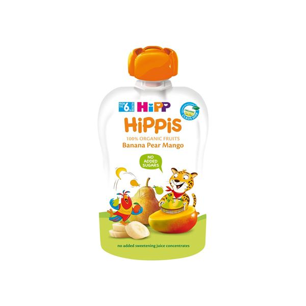 Picture of Hipp ORGANIC Banana Pear Mango Juice Pouch