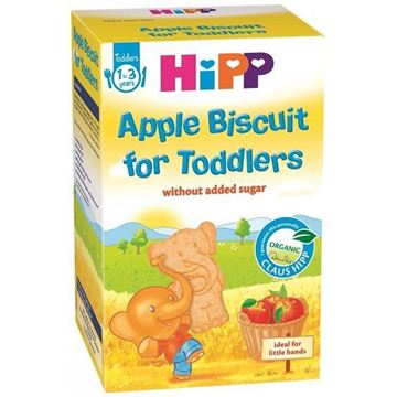 Picture of Hipp ORGANIC Apple Biscuits For Toddlers