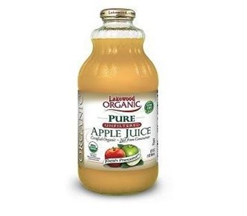 Picture of Lakewood Pure Apple Juice (Certified ORGANIC)