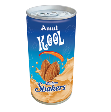 Picture of AMUL Kool Badam Shaker Can