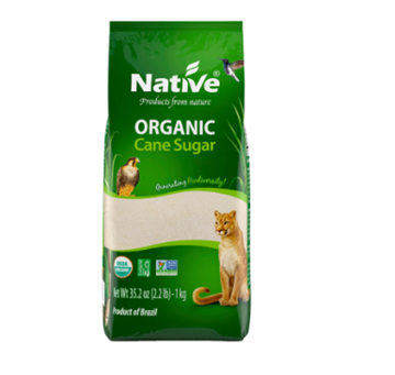 Picture of Native Organic White Crystal Cane Sugar (Certified ORGANIC)