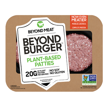 Picture of Beyond Meat Plant Based Burger Patties (Chilled)