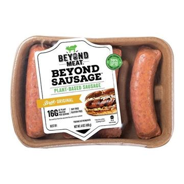 Picture of Beyond Meat Plant Based Sausage Brat Original (Chilled)