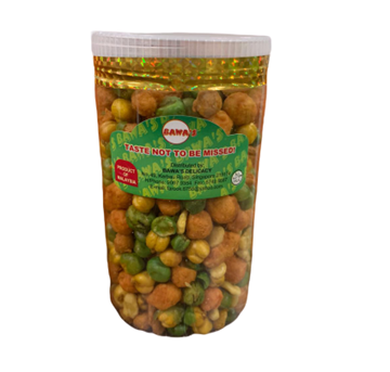 Picture of Bawa's Mixed Nuts Jar