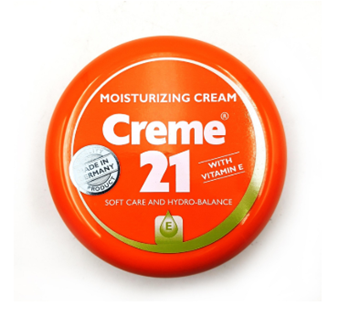 Picture of Creame 21 Moisturising Cream (Germany)