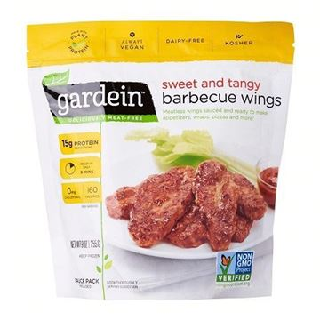 Picture of Gardein Sweet & Tangy BBQ Wings (Chilled)