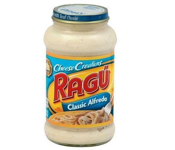 Picture of Ragu Classic Alfredo (Made With Real Cheese)