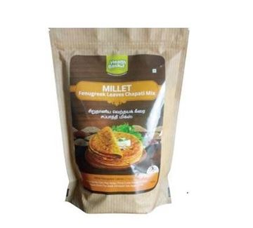 Picture of Health Basket Millet Fenugreek Leaves Chapathi Mix