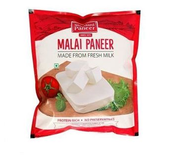 Picture of Standard Fresh Paneer BLOCK (Delivered at least 2 days before it expires)