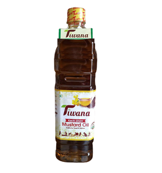 Picture of Tiwana Mustard Oil (Kadugu ennai)