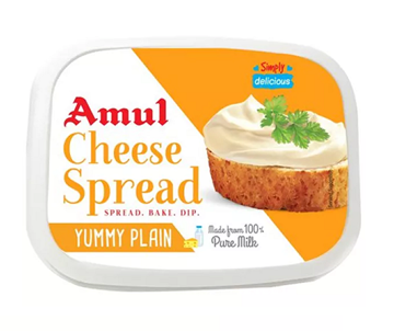 Picture of AMUL Cheese Spread Yummy Plain