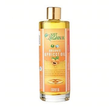 Picture of JUST ORGANIK Apricot Oil (Certified ORGANIC)