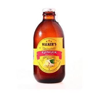 Picture of Walker's Ginger Water Beverage