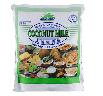 Picture of Heng Guan Fresh Pasteurized Coconut Milk (No Exchange or Return On This Item) Chilled (Delivered Atleast 2 Days Before Expiry)