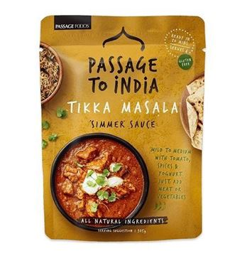 Picture of Passage To India Tikka Masala Simmer Sauce