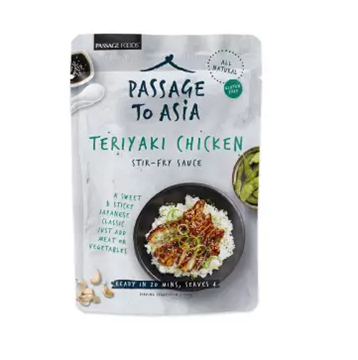 Picture of Passage To Asia Teriyaki Chicken Stir Fry Sauce
