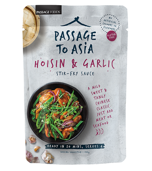 Picture of Passage To Asia Hoisin & Garlic  Stir Fry Sauce