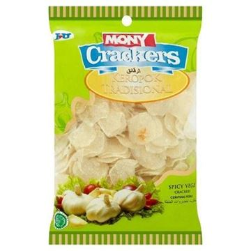 Picture of MONY Spicy Vege Crackers (Papad)
