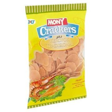 Picture of MONY Prawn Flavored Crackers (Papad)