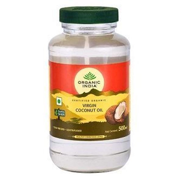 Picture of Organic India Virgin Coconut Oil (Certified ORGANIC)