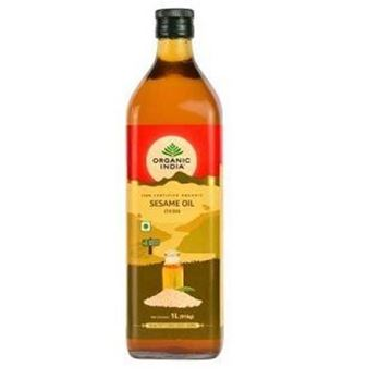 Picture of  Organic India Sesame/Gingely Oil (Certified ORGANIC)