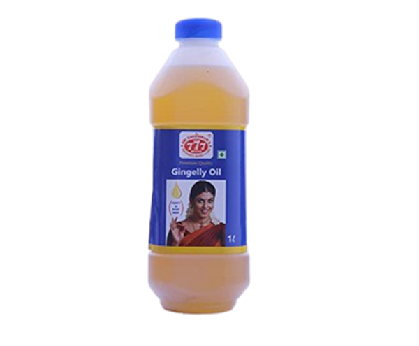 Picture of 777 Pure Chekku Gingelly/Sesame Oil