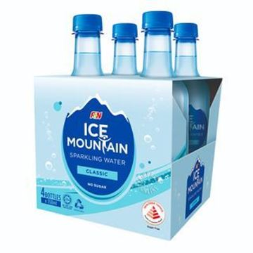 Picture of Ice Mountain Sparkling Classic Water