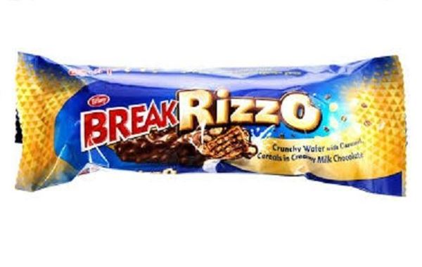 Picture of Quanta Break Rizzo Crunchy Wafer with Caramel  & Chocolate