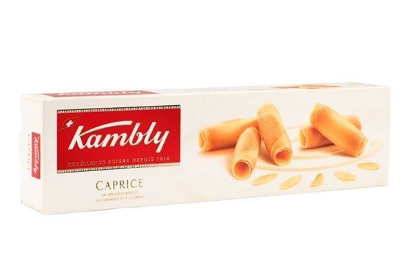Picture of Kambly Caprice Biscuits