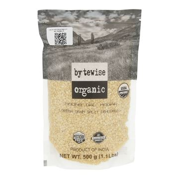 Picture of Bytewise Yellow Moong Dal (Certified ORGANIC)
