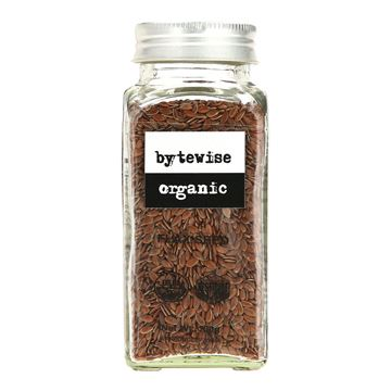 Picture of Bytewise Flax Seeds (Certified ORGANIC)
