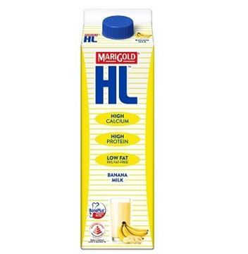 Picture of Marigold HL Banana Flavoured Milk (Chilled)
