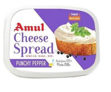 Picture of AMUL Cheese Spread Punchy Pepper  (Chilled)