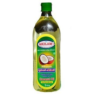 Picture of Akilam Wood/Cold Press Coconut Oil