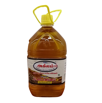 Picture of Akilam Wood/Cold Press Groundnut Oil
