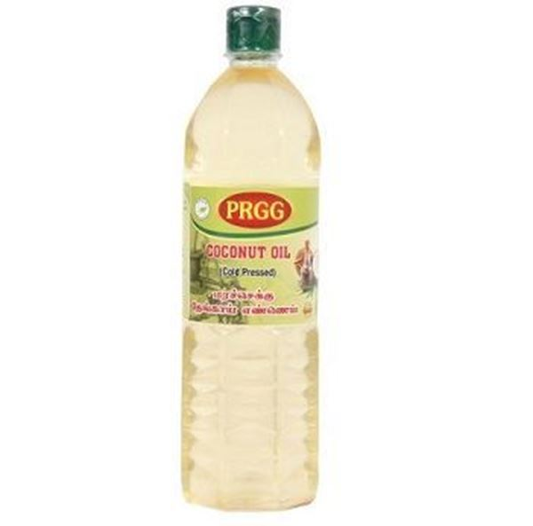 Picture of PRGG Pure Cold/Wood Press Coconut Oil