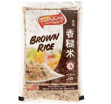 Picture of Paddy King Pure Brown Rice