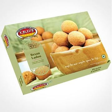 Picture of Kaleva Besan Ladoo