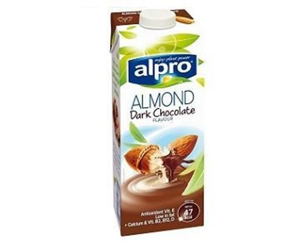 Picture of Alpro Almond Drink Dark Chocolate