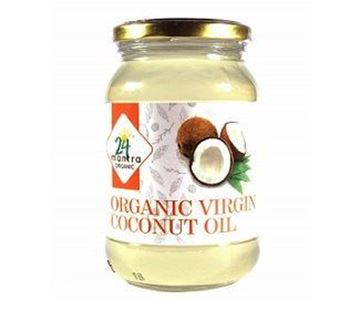 Picture of 24 MANTRA Virgin Coconut Oil (Certified ORGANIC)