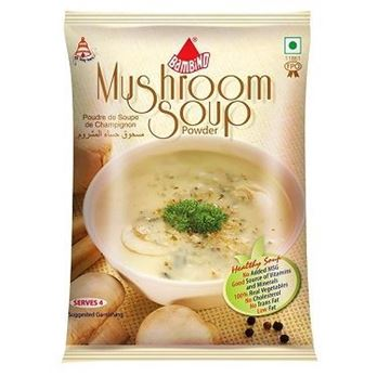 Picture of Bambino Mushroom Soup Mix