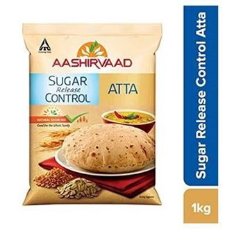 Picture of Aashirvaad Sugar Release Control Atta (Wheat Flour) India
